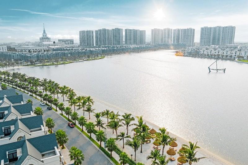 Thành phố biển hồ Vinhomes Ocean Park đã sẵn sàng đón chào cư dân