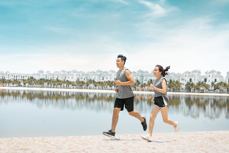 Chạy bộ trên bãi cát có hiệu quả gấp 1,6 lần so với trên đường nhựa.