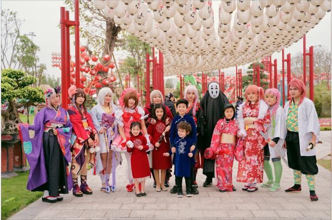 Công viên Nhật Bản 6.1ha, Vinhomes Smart City – Nơi diễn ra nhiều hoạt động văn hoá, sự kiện hấp dẫn được cộng đồng Nhật yêu thích
