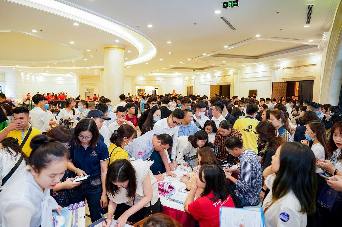 Gần 1.500 khách hàng Vinhomes Ocean Park tham gia sự kiện tri ân